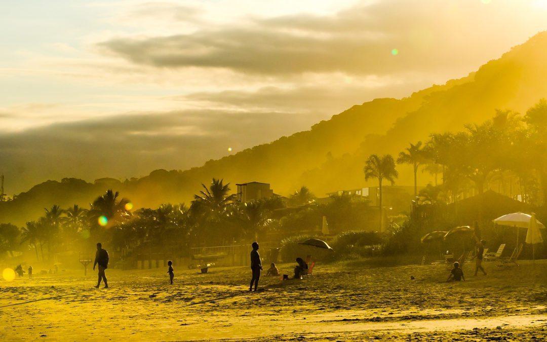 Destination: Brazil